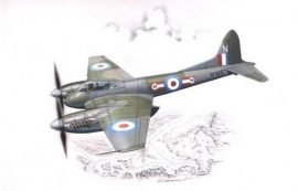 Special Hobby De Havilland DH. 103 Hornet F. MK. 3/4