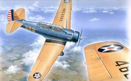 Special Hobby North American BT-9/NJ-1 Trainer-Version