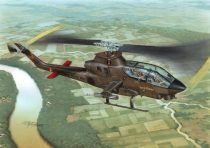 "Special Hobby AH-1G Cobra""Over Vietnam with M-35 GunSy makett"