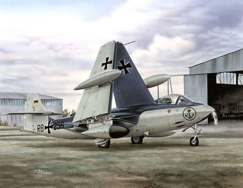 Special Hobby Hawker Sea Hawk FGA/Mk. 101 makett