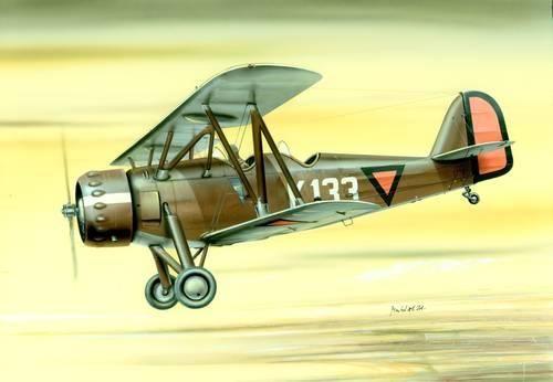Special Hobby Koolhoven FK-51 makett