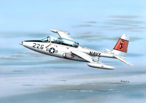 """Special Hobby TT-1 Pinto """"Civilian Service"""" makett"""