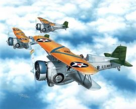 Special Hobby BF2C-1 Hawk III US NAVY Fighter-Bomber