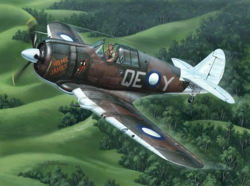 Special Hobby CAC CA-13 Boomerang