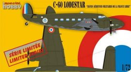 "Special Hobby L-60 Lodestar ""Lignes Aeriennes Milit..."