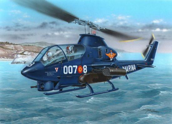 "Special Hobby AH-1G ""Spanish & IDF Service"""