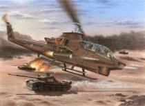 Special Hobby AH-1S Cobra makett