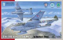 Special Hobby de Havilland Vampire FB.5 makett