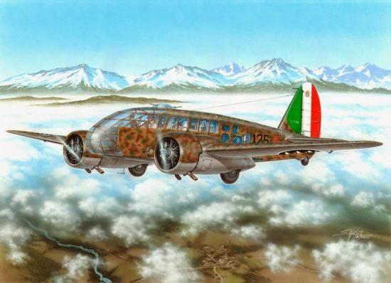Special Hobby Caproni Ca.311