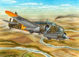 Special Hobby Caproni Ca.311M Italian Adventure i.Russ
