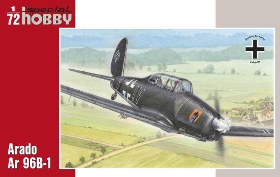 Special Hobby Arado Ar 96B-1 makett
