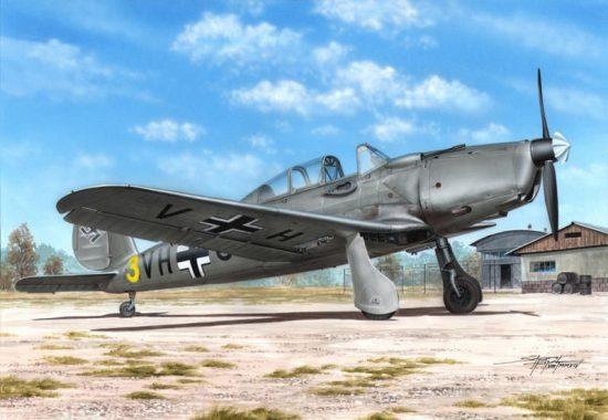 Special Hobby Arado Ar 96B-3 makett