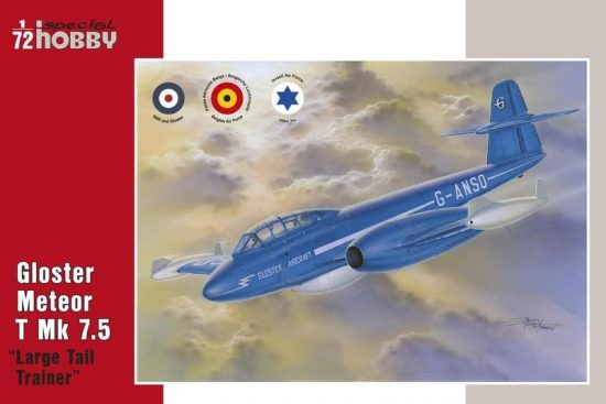 Special Hobby Gloster Meteor T Mk 7.5