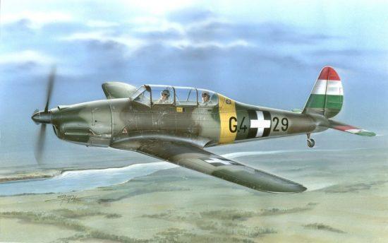 Special Hobby Arado Ar96A makett
