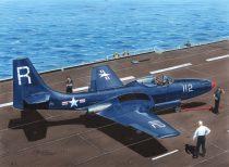 """Special Hobby McDonnell FH-1 Phantom """"First U.S. Navy Jet Fighter"""" makett"""