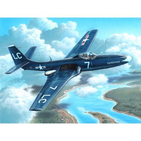 Special Hobby McDonnell FH-1 Phantom 'MARINES First Jet' makett