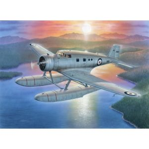 Special Hobby Northrop Delta Mk.II RCAF 'On snow and water' makett