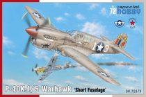 Special Hobby Curtiss P-40K-1/5 Warhawk makett