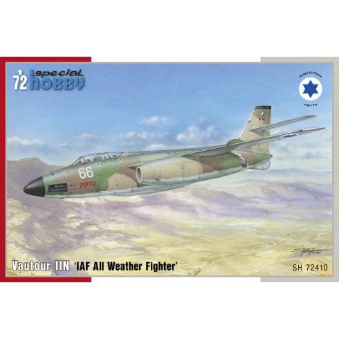 Special Hobby SNCASO SO.4050 Vautour IIN Israeli Air Force/IAF makett