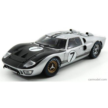 SHELBY-COLLECTIBLES FORD USA GT40 MKII 7.0L V8 TEAM ALAN MANN RACING LTD. N 7 24h LE MANS 1966 G.HILL - B.MUIR