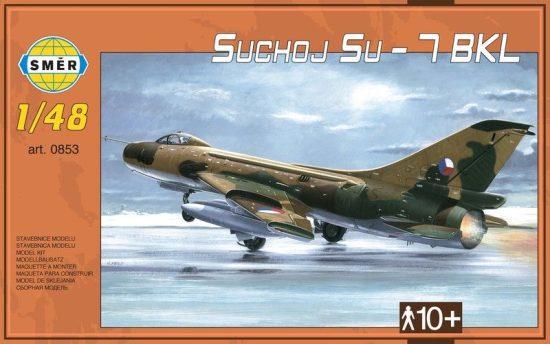 Smer Sukhoi Su-7BKL makett