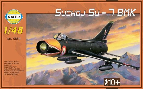 Smer Sukhoi Su-7BMK makett