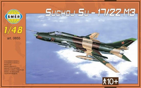 Smer Sukhoi Su-17M3 makett