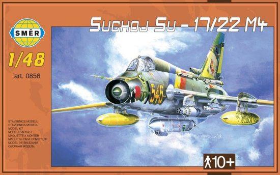 Smer Sukhoi Su-17/22M4 makett