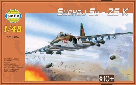 Smer Sukhoi Su-25K makett