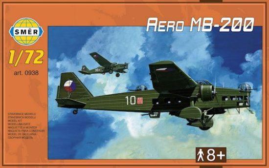 Smer Aero MB-200 makett