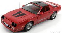 Sun Star Chevrolet CAMARO Z28 5.0 SPIDER IROC-Z 1985 - RED