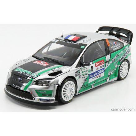 Sun Star Ford FOCUS RS WRC08 N 8 RALLY DU TOUQUET 2012 J.C.BEAUBELIQUE - HIGONNOT