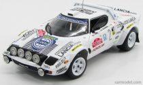 Sun Star Lancia STRATOS HF OLIO FIAT N 2 WINNER RALLY SANREMO 1979 T.FASSINA - M.MANNINI