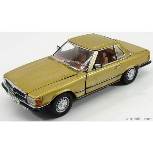 Sun Star Mercedes 350SL CABRIOLET HARD-TOP CLOSED 1977