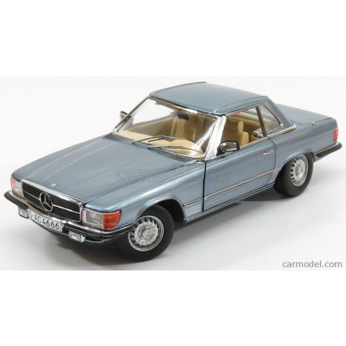 Sun Star  Mercedes Benz SL-CLASS 350SL CABRIOLET HARD-TOP CLOSED 1977