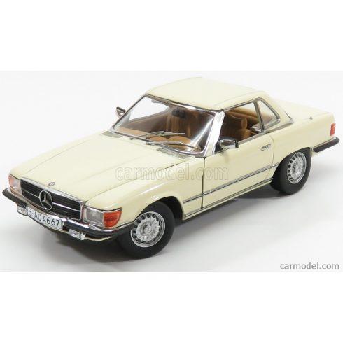 Sun Star Mercedes SL-CLASS 350SL CABRIOLET HARD-TOP CLOSED 1977