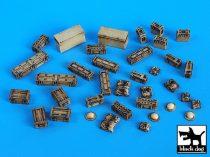 Black Dog British equipment accessories set