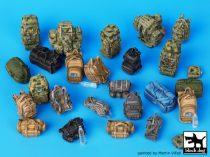 Black Dog Autralian equipment accessories set