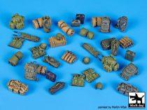 Black Dog Israeli modern equipment accessories set