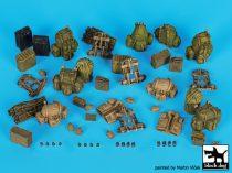 Black Dog US Army (Vietnam) equipment accessories set