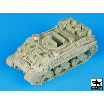 Black Dog British ARV Sherman for Dragon