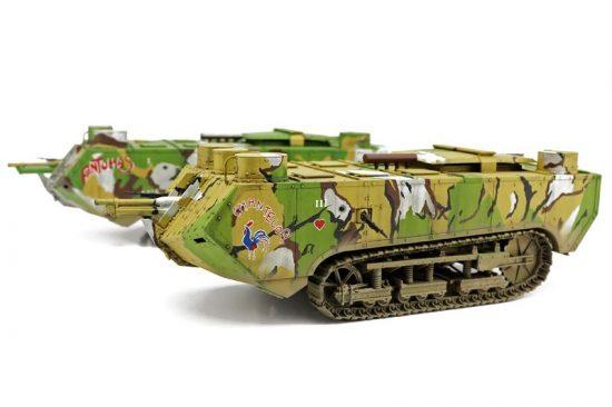 Takom French Heavy Tank St.Chamond Early Type makett