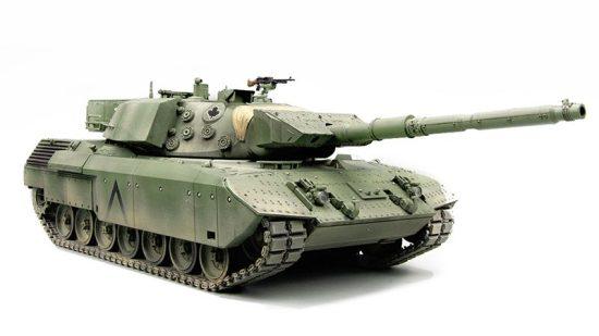Takom Canadian MBT Leopard C2 MEXAS makett