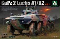 Takom Bundeswehr SpPz 2 Luchs A1/A2 2 in 1 makett