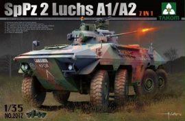 Takom Bundeswehr SpPz 2 Luchs A1/A2 2 in 1