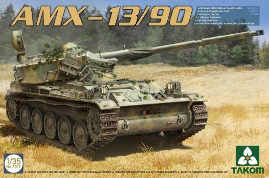 Takom French Light Tank AMX-13/90