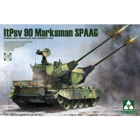 Takom ltPsv 90 Marksman SPAAG makett