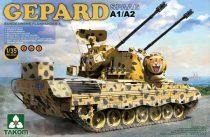 Takom Gepard SPAAG A1/ /A2 makett