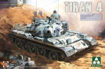 Takom IDF Medium Tank Tiran 4 makett