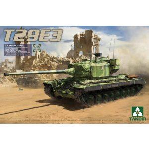 Takom U.S. Heavy Tank T29E3 makett
